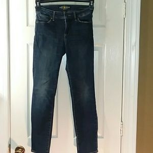 Lucky Brand Hayden Skinny Size 0 or 25